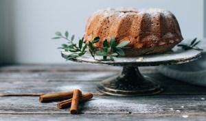 A Christmas Classic: Date Bundt Cake (gf + v)