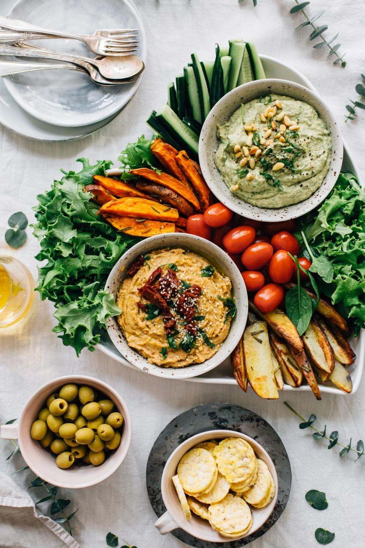 The Veggie Platter | tuulia blog