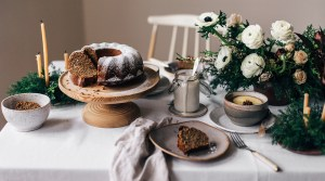 Food, flowers & styling: A Winter Gathering Workshop