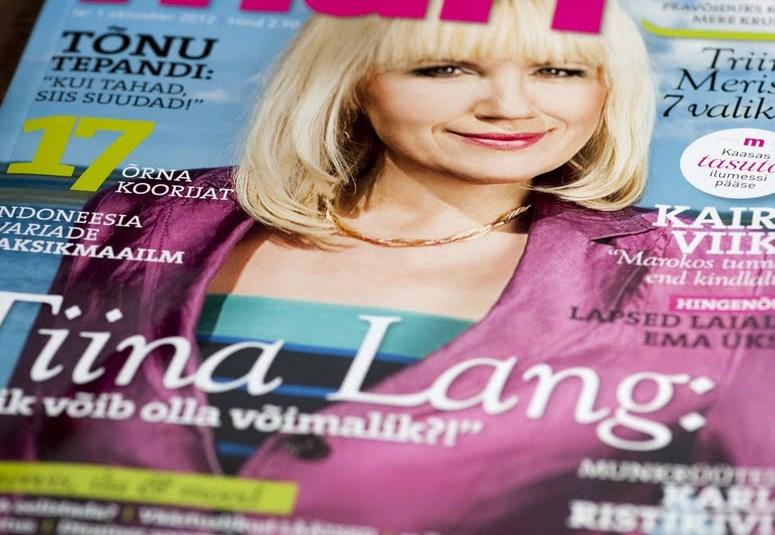 Uus ajakiri Mari ja üks mõnus läätsesalati retsept