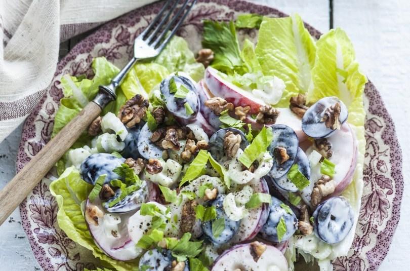 Waldrofi salat. Kevadine trööst enne umbrohuhooaega.