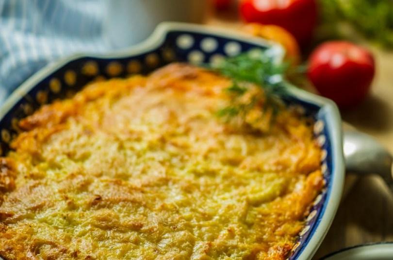 Kartuli-hakklihavorm juustukattega