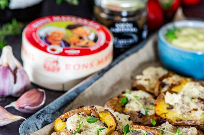 Improvisatsioonid trühvli ja kartuli teemadel