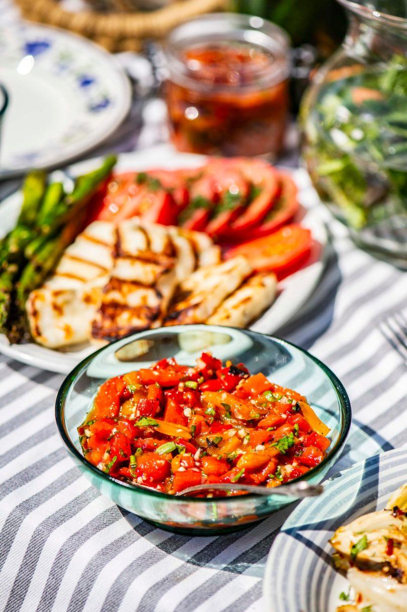 Grillist, aga seekord lihata ehk kolm ideed köögiviljade grillimiseks