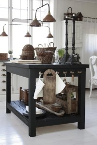 :: Rustic Light Fixtures In The Kitchen :: | Tuvalu Home