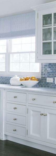 coastal kitchens with white cabinets :: Coastal Kitchen Hardware Check! :: | Tuvalu Home