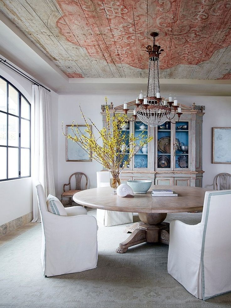 How High To Hang Your Dining Room Chandelier