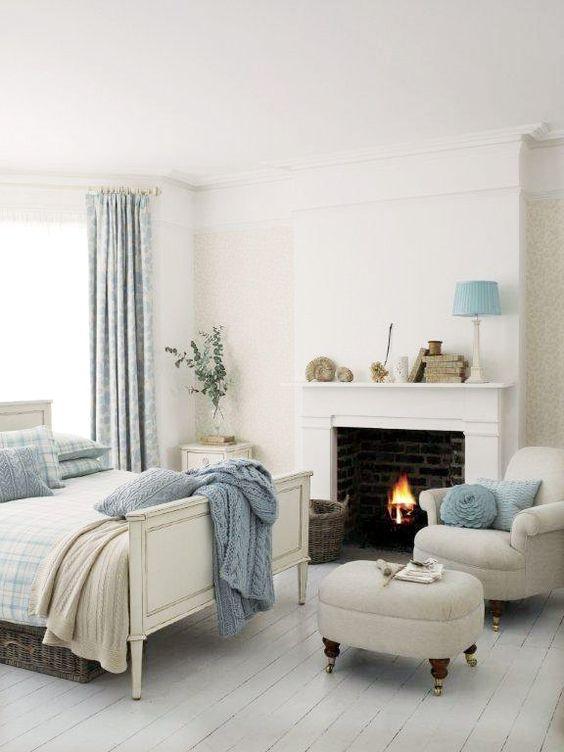 :: Coastal Fireplace Pins ::