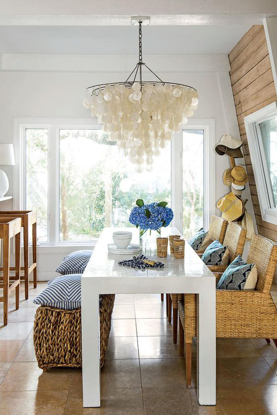 dining table with metal chairs party chair rentals :: coastal chandeliers | tuvalu home
