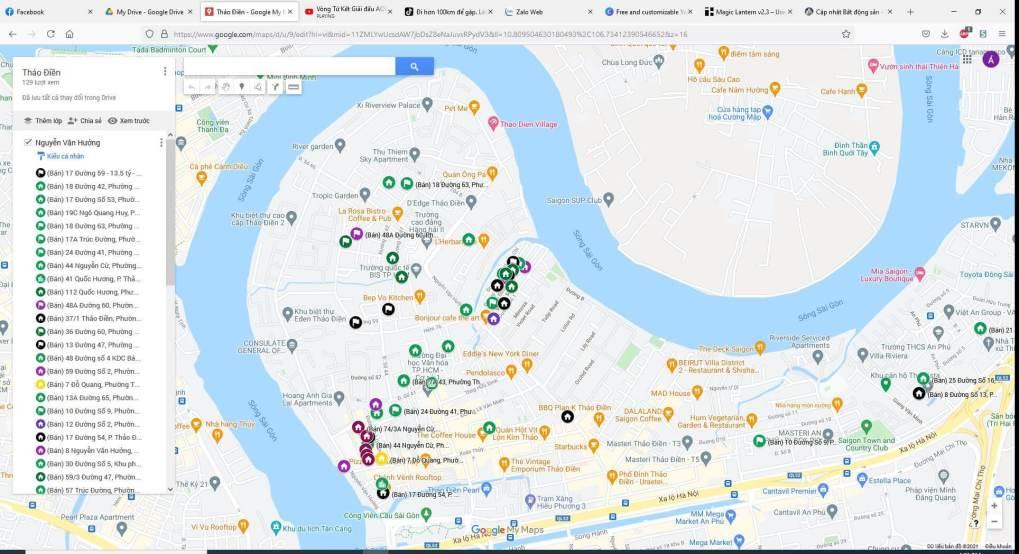 Hướng dẫn sử dụng my maps