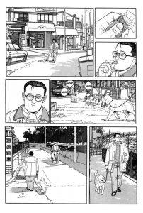 L Homme Qui Marche Manga : homme, marche, manga, L'homme, Marche, Taniguchi, T'abîmer