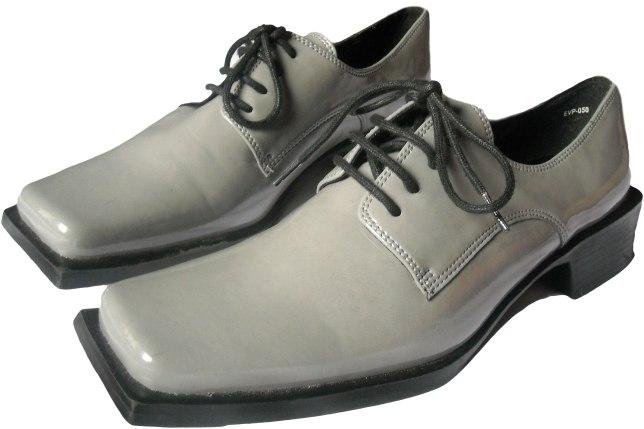 Zapatos-gris
