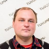 Ainārs Jānis Jerumanis. Foto: Dace Salmane