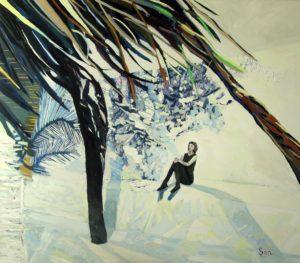 Sanda Undzena ''Resting Place''