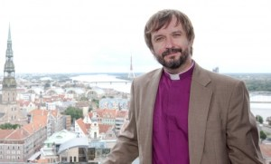 Arhibīskaps Jānis Vanags