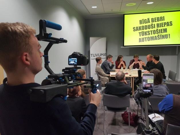 Kā neielaist viltus ziņas baznīcā? Diskusijas dalībnieku ieteikumi (+ FOTO, VIDEO)