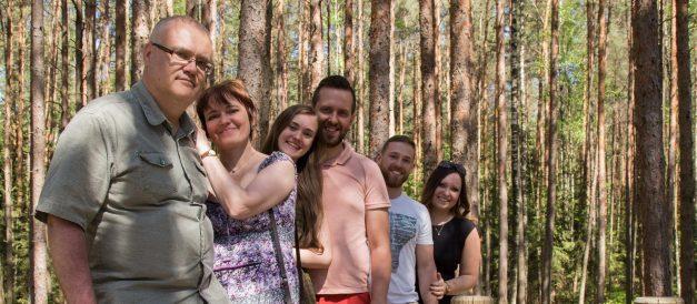 Ainars Purmalis: Mana pirmā draudze ir ģimene (+ VIDEO), papildināts