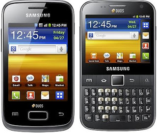 Samsung galaxy y duos gt s6102 Full guides for Download ...