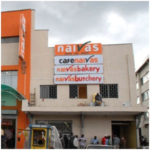 afb Customers to buy goods on credit at any Naivas Supermarket stores in Nairobi