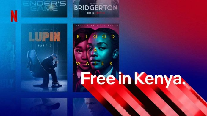 Netflix launches a free package in Kenya, and here is how to watch for free on your android phone