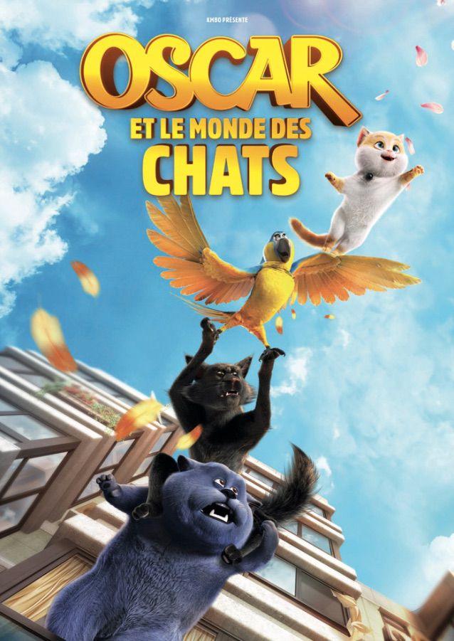 Oscar Et Le Monde Des Chats Streaming : oscar, monde, chats, streaming, Oscar, Monde, Chats, (Streaming,, Synopsis,, Casting,, Bande, Annonce)