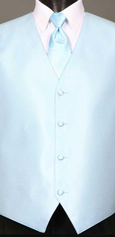 Capri Devon Vest with Capri Simply Solid Windsor Tie