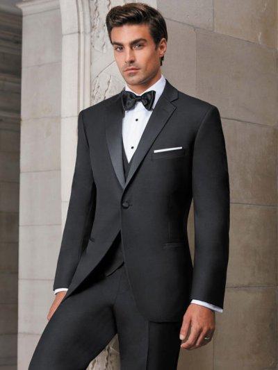 Black Connor Tuxedo