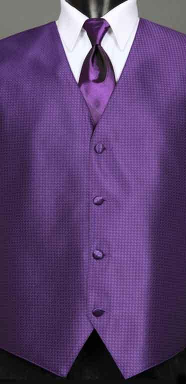 Regency Devon Vest with Regency Ombre Windsor Tie