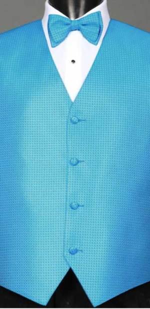 Malibu Devon Vest with matching bow tie