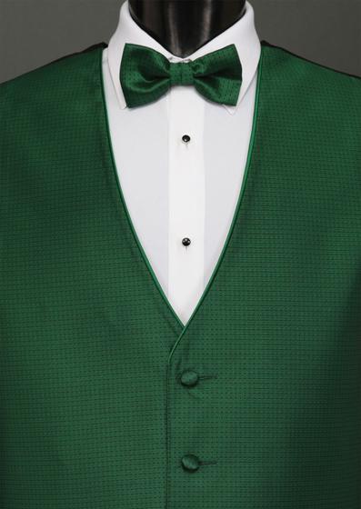 Green Vests  Ties