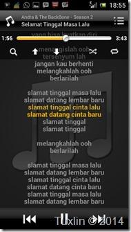 MiniLyric Android_10