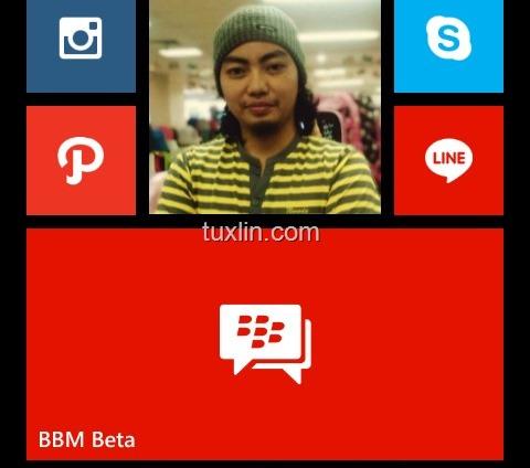 Download BBM for Windows Phone versi Beta 1