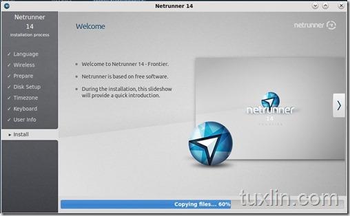 Instal Netrunner 14 Frontier Tuxlin_11