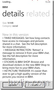 Review BBM 2.0 for Windows Phone Tuxlin Blog02