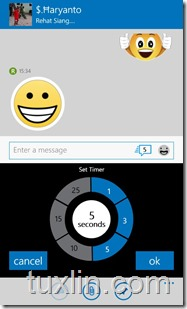 Review BBM 2.0 for Windows Phone Tuxlin Blog10