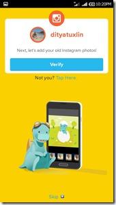 Review Timehop aplikasi mesin waktu di Android Tuxlin Blog06