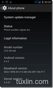 Screenshot ZTE Blade G V815W Tuxlin Blog23