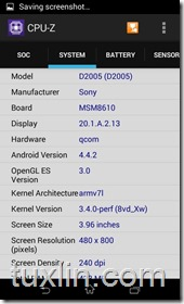 Screenshot Sony Xperia E1 Tuxlin Blog30