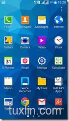 Screenshot Samsung Galaxy Grand Prime Tuxlin Blog24