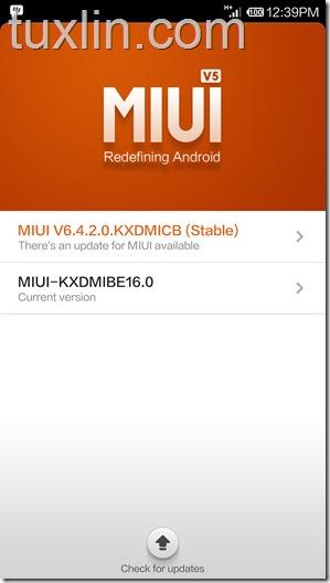 Screenshot update MIUI Tuxlin Blog01