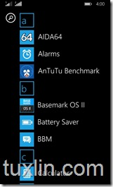 Screenshot Lumia 430 Tuxlin Blog22