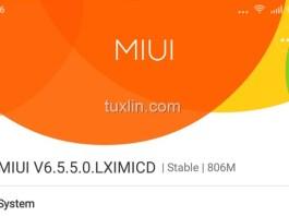 Update MIUI Xiaomi Mi 4i