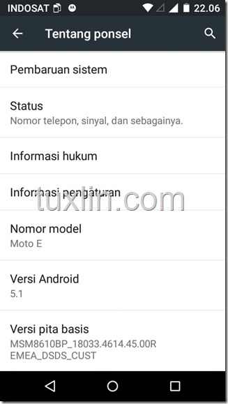 Screenshots Upgrade Android 5.1 Lollipop Motorola Moto E Tuxlin Blog08