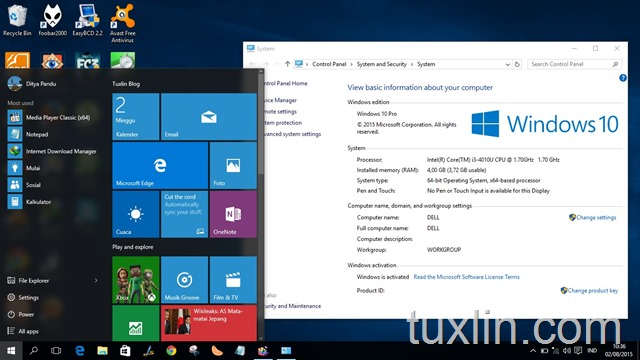 Cara Upgrade Windows 10 dari Windows 8.1 melalui Windows Update