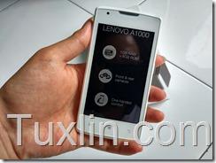 Desain Lenovo A1000