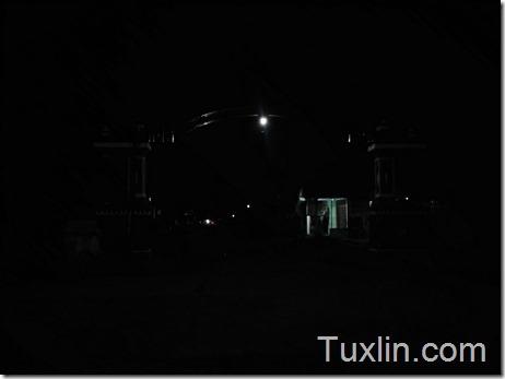 Hasil Foto Kamera Lenovo A1000 Night Mode