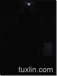 Hasil Foto Kamera ZTE Blade A5 V9820 Malam Hari dengan LED flash