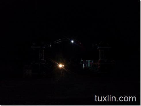 Hasil Foto Kamera Accessgo Gotune 3 Malam Hari
