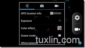 Spesifikasi Kamera Advan i45