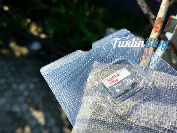 Review Sandisk Ultra 16GB